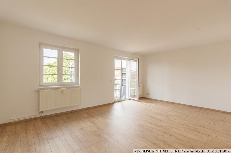 Schicke Maisonette-Wohnung mit Balkon