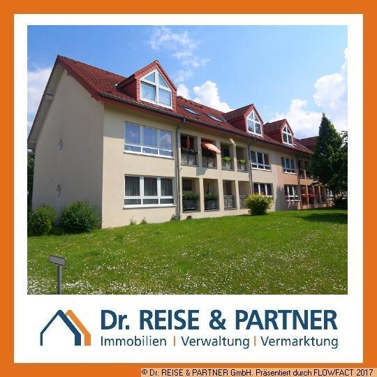 Freundliche 2-Zimmer-Wohnung mit EBK in Schiepzig