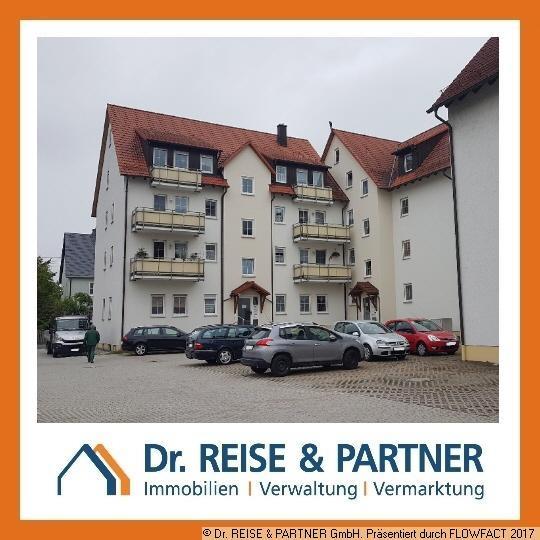 Charmante 1-Raum-Wohnung mit Terrasse und modernem Laminat