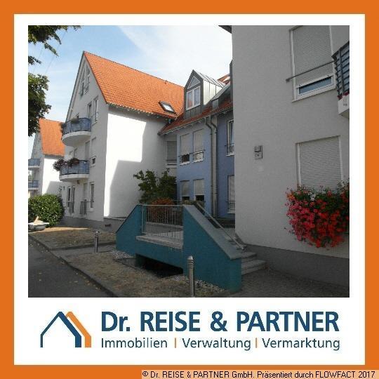 Charmante 2-Raum-Wohnung in Reideburg