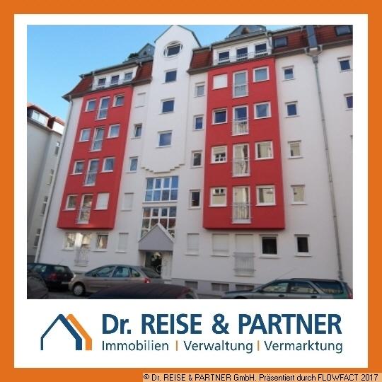 Chramante 2-Raum-Wohnung in der Südvorstadt