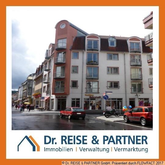 Schöne 2-Raum-Wohnung mit Balkon, Tageslichtbad und EBK