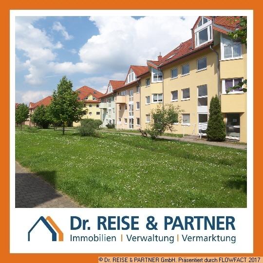 Helle DG-Wohnung in Schiepzig