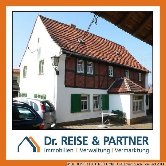 Fachwerkgehöft bei Quedlinburg!
