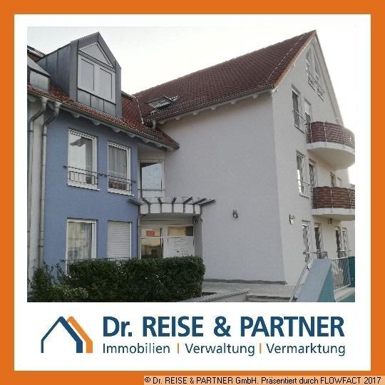 Renovierte 2-Raum-Wohnung mit Terrasse