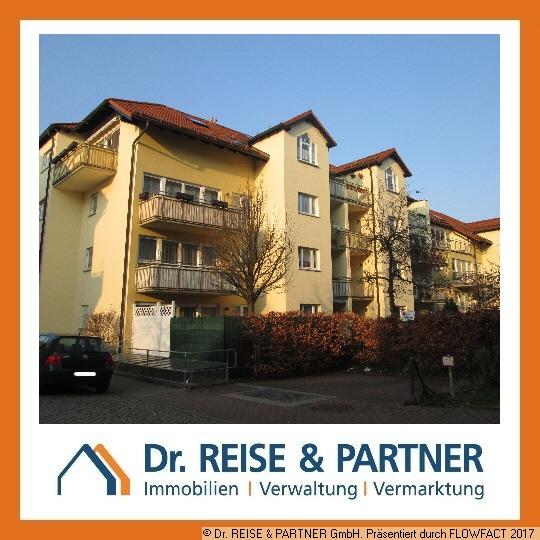 Charmante 2-Raum-Wohnung mit Balkon